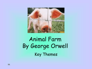 Animal Farm themes - Wentworth High School