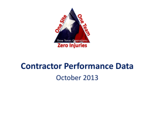 Contractor Performance Data - October 20... 4067KB Oct