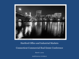 Hartford Office and Industrial Markets
