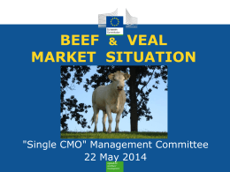 EU exports of beef and live animals (1)