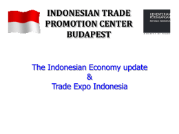 Indonesia Economic Growth