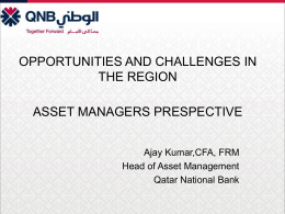 opportunities and challenges in investment management regional
