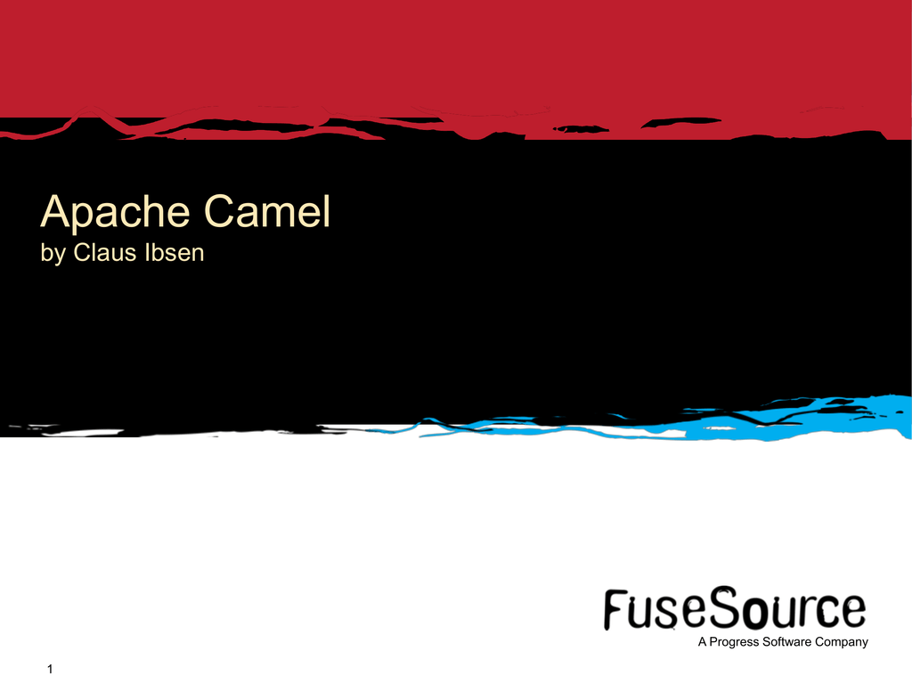 Apache Camel by Claus Ibsen