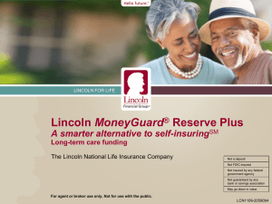 MoneyGuard Plus - Diversified Insurance Brokers