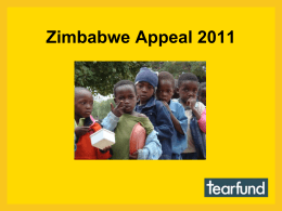 Zim Prayer Powerpoint 2011