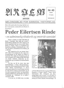 17 mar 2013 Publisert av Søren H Ødegården Borgenbråten