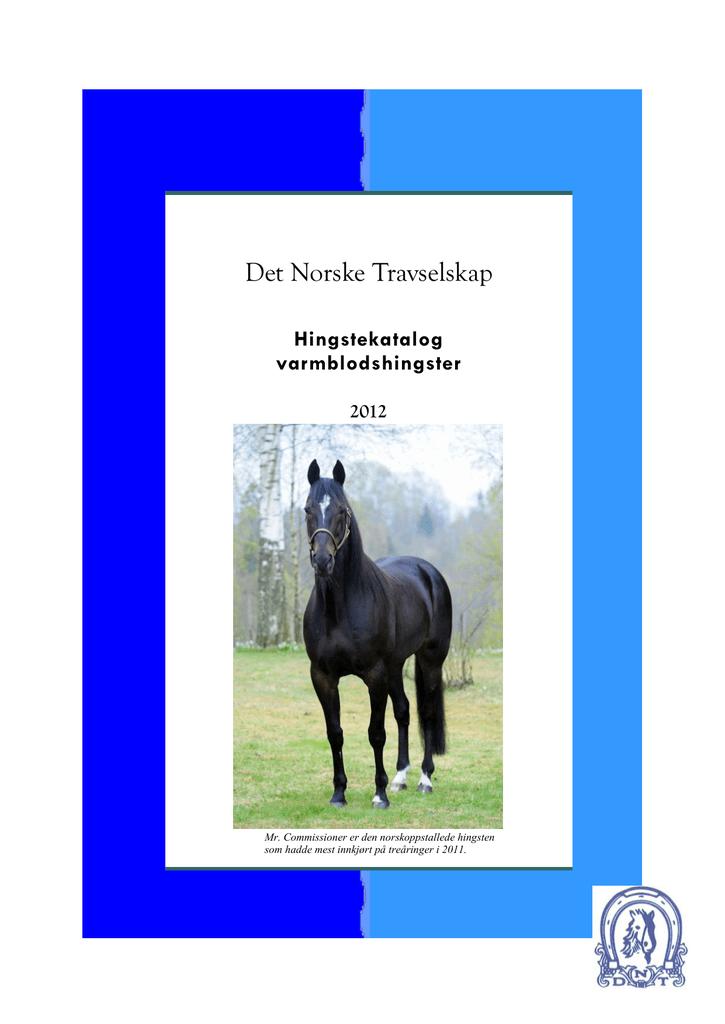 hesten noble rite