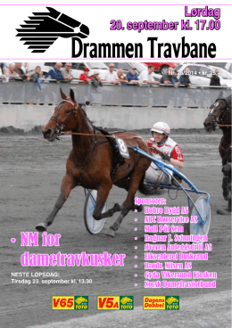 NM for dametravkusker 2014