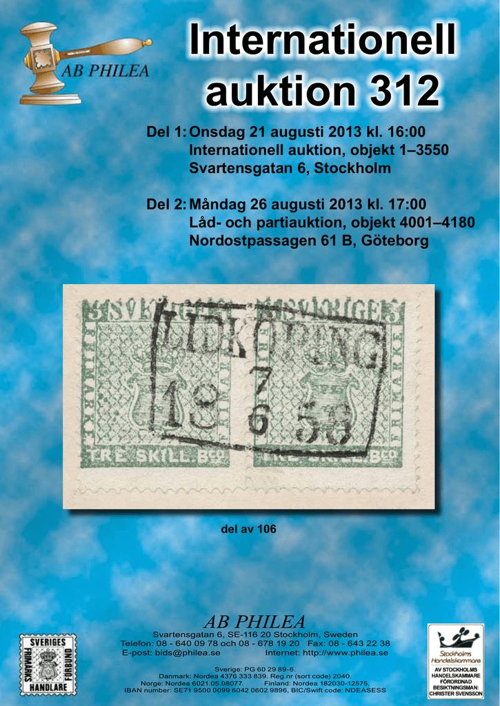 Internationell auktion 312 3dfdd8161ec79