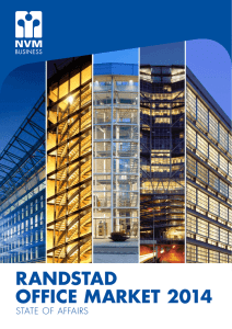 RANDSTAD OFFICE MARKET 2014