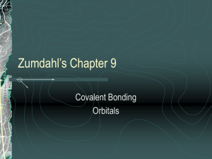 Zumdahl`s Chapter 9