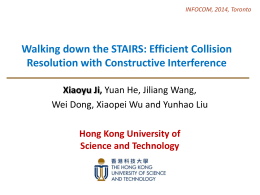 Slides - Hong Kong University of Science and Technology