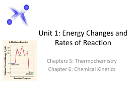 Thermochemistry ppt