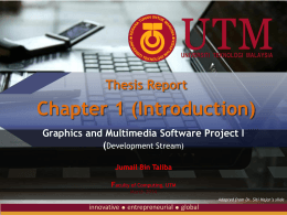 02-Chapter 1-Introduction - Department of Computer Graphics