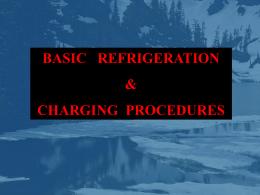 BasicRefrigerationandChargingProcedures
