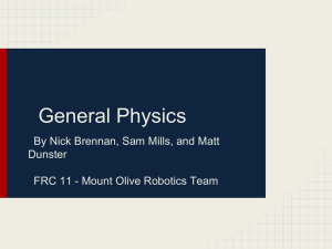 General Physics (PowerPoint)