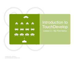 File - touchdevelop challenge