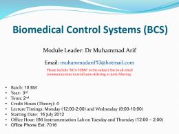 File - Dr Muhammad Arif