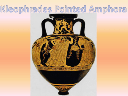 Kleophrades Painted Amphora
