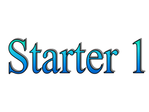 Starters - Maths Tallis