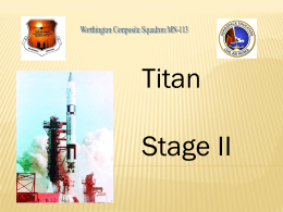 Titan II Power Point