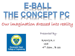 E-Ball technology