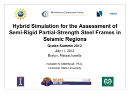 Hybrid Simulation Results