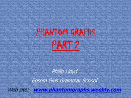 HERE - PHANTOM GRAPHS