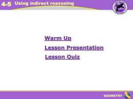Geometry_CH-04_Lesson-5 _Using Indirect Reasoning _ Geometric