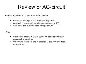 Review of AC