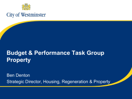 Property Scrutiny Presentation 14-15 - Final
