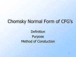 context-free grammars 3