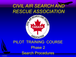 CASARA-Pilot-Training-Course-Phase-2-