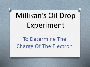 Millikans_Oil_Drop_Experiment