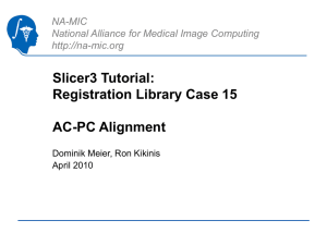 Registration Library Case 15 - National Alliance for Medical Image