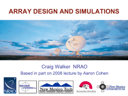 PPT - NRAO
