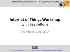 BeagleBone Black Media Presentation