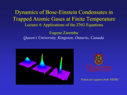Bose-Einstein Condensation in Trapped Atomic Gases