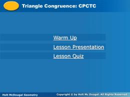 CPCTC Proofs - WordPress.com