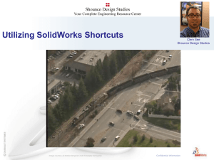 Power Point File from Clem See`s SW Shortcuts Presentation