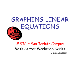 11 graphing