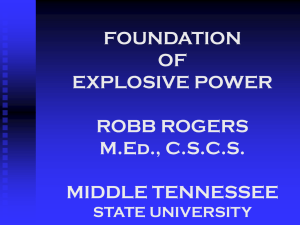 FOUNDATION-OF-EXPLOSIVE-POWER