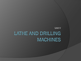 EME-Unit-5-Lathe-and-drilling-machines-by-Kalyan