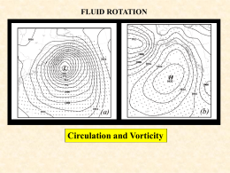 07. Vorticity and Circulation