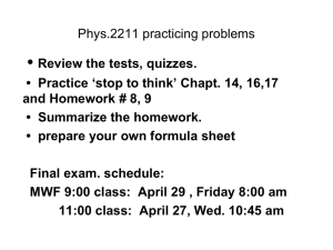 Phys.2211 review guide