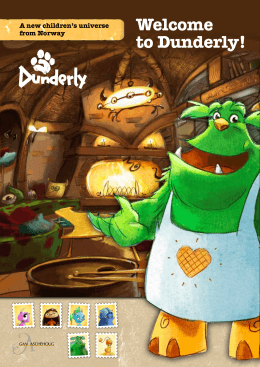 Welcome to Dunderly!