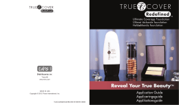 True Cover™ Legs - Thane International, Inc.