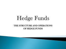 Hedge Fund - Pulp Fusion