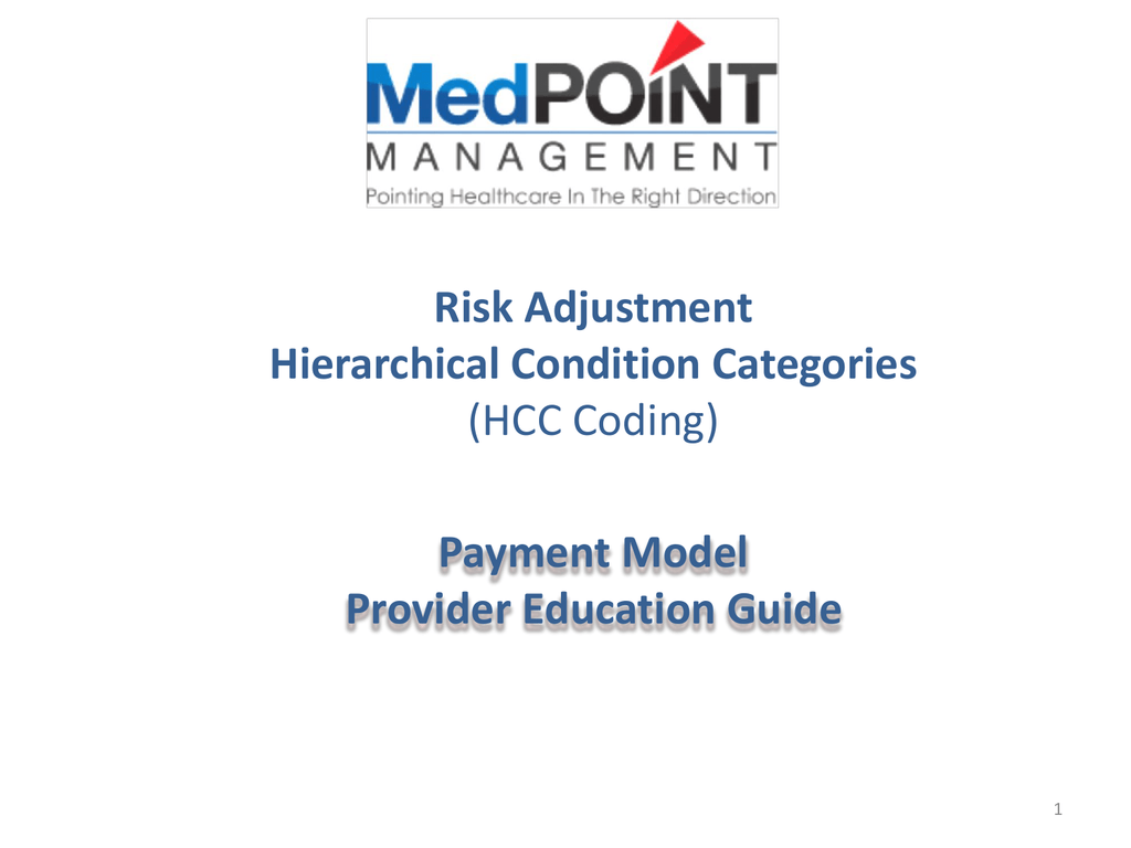 hcc code medpoint management