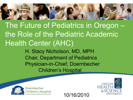 2000 - Oregon Pediatric Society